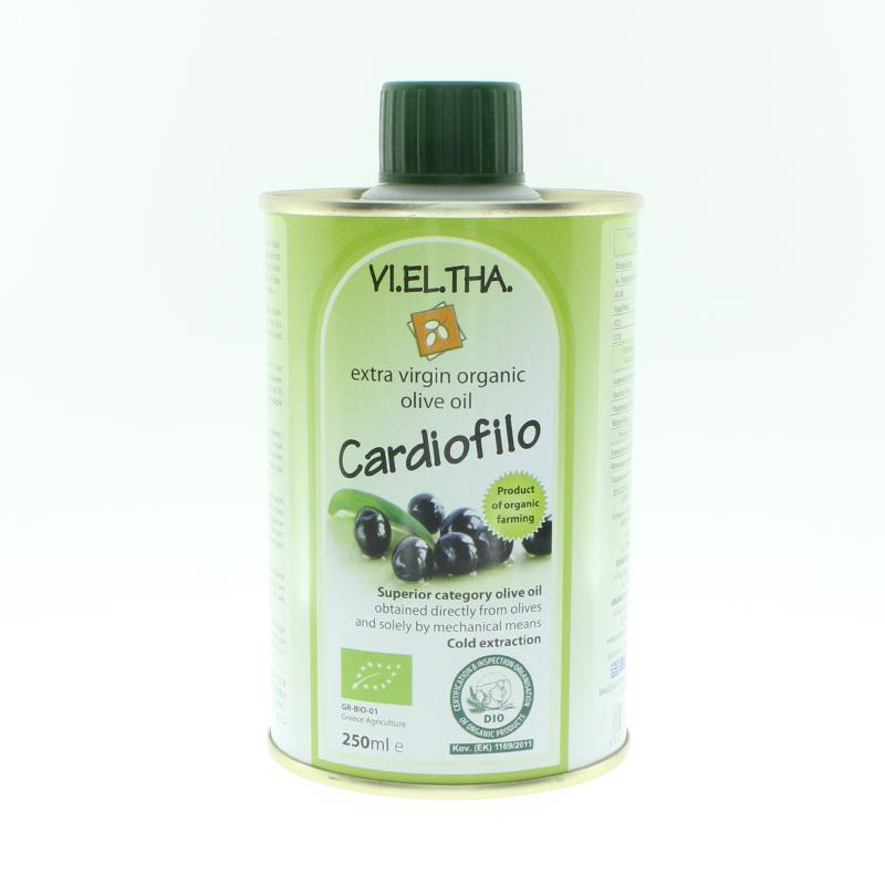 Griechisches-Olivenöl Bio 250 ml Kanister