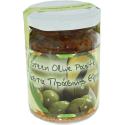 Olivenpaste aus grünen Oliven, 145g Glas